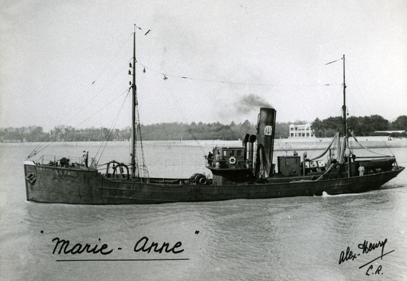 * MARIE ANNE (1939/1940) * Captur36