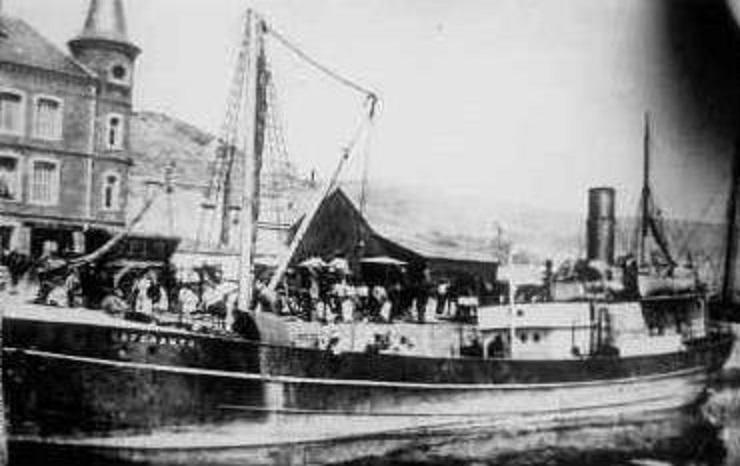 * ESPÉRANTO (1939/1944) * Cargo-10