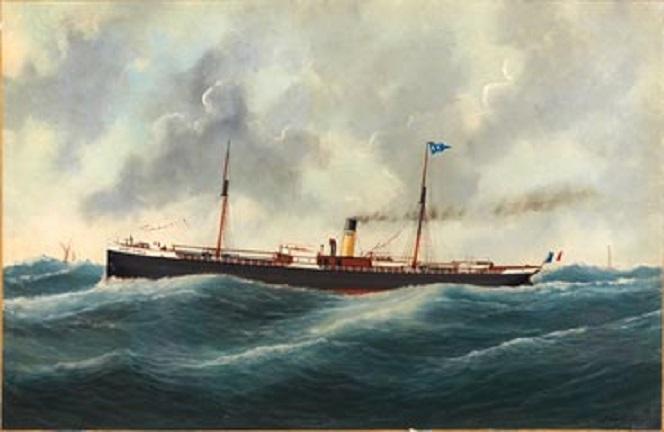 * SAINT SIMON (1914/1917) * Cargo_10