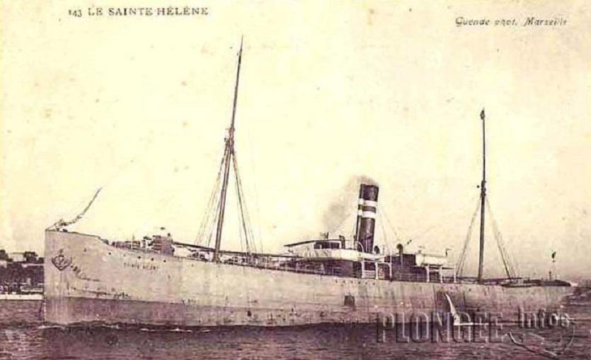 * SAINTE HÉLÈNE (1915/1916) * Cargo_11