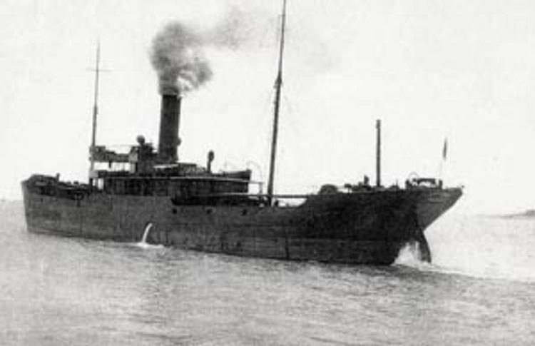 * STILBE (1915/1916) * Cargo_13