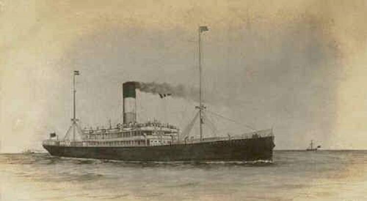 * VOLTAIRE (1914/1918) * Cargo_18