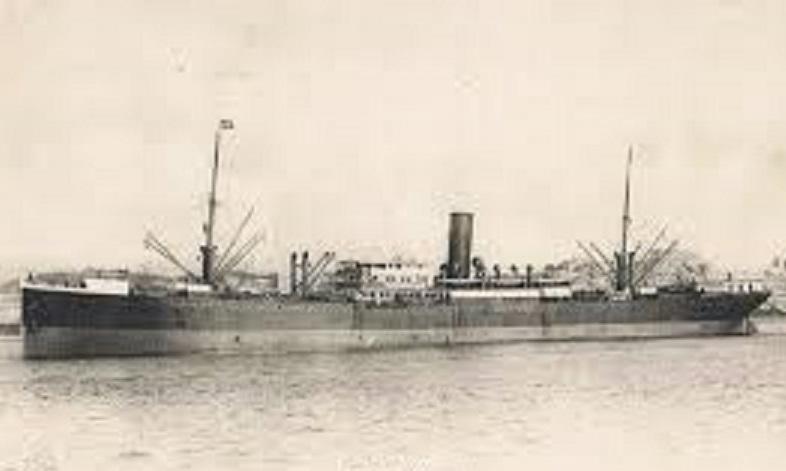 * YUNNAN (1914/1915) * Cargo_20