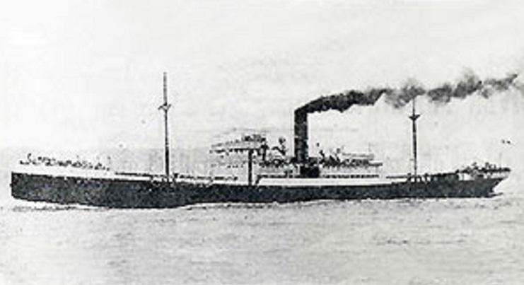 * OLGA (1916/1916) * Cargo_22