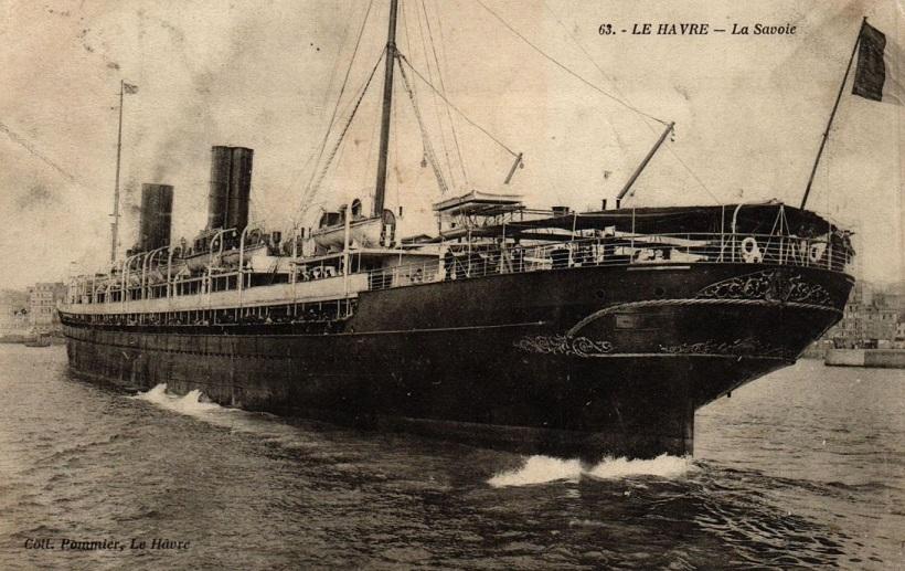* SAVOIE (1914/1917) * Croise12