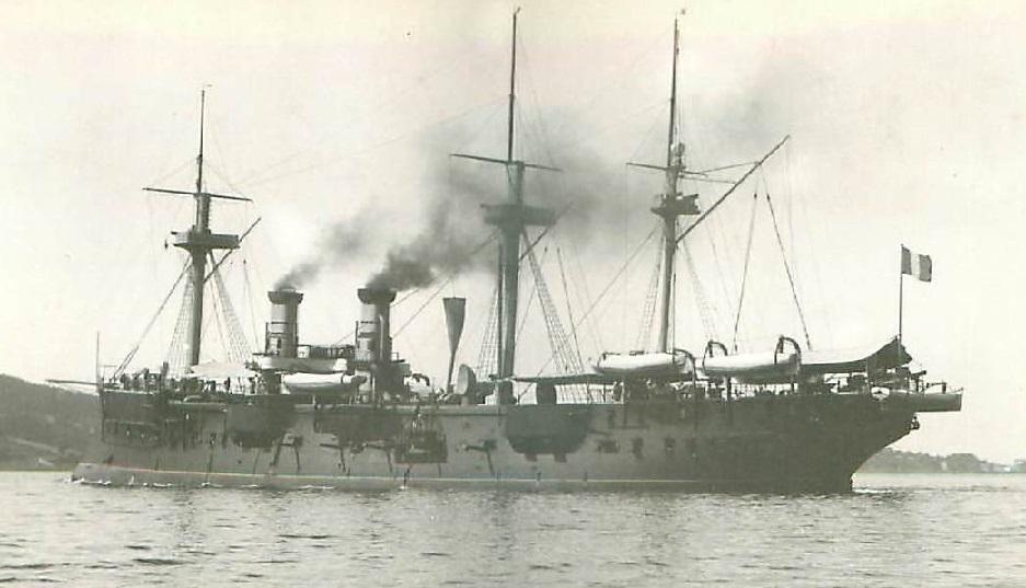 * SFAX (1887/1906) * Croise13