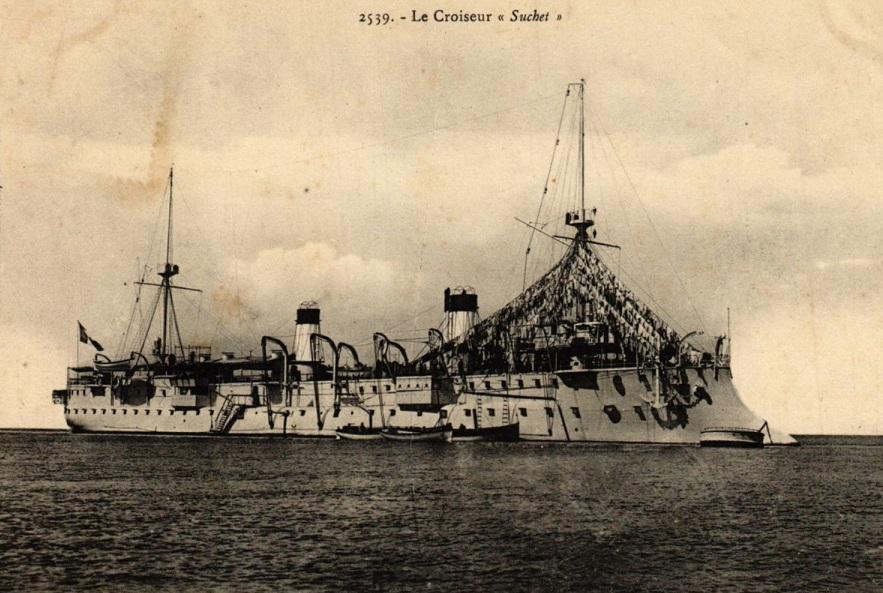 * SUCHET (1893/1906) * Croise14