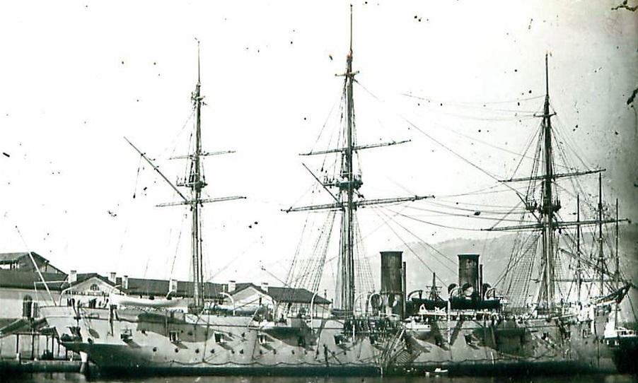 * TOURVILLE (1877/1901) * Croise19
