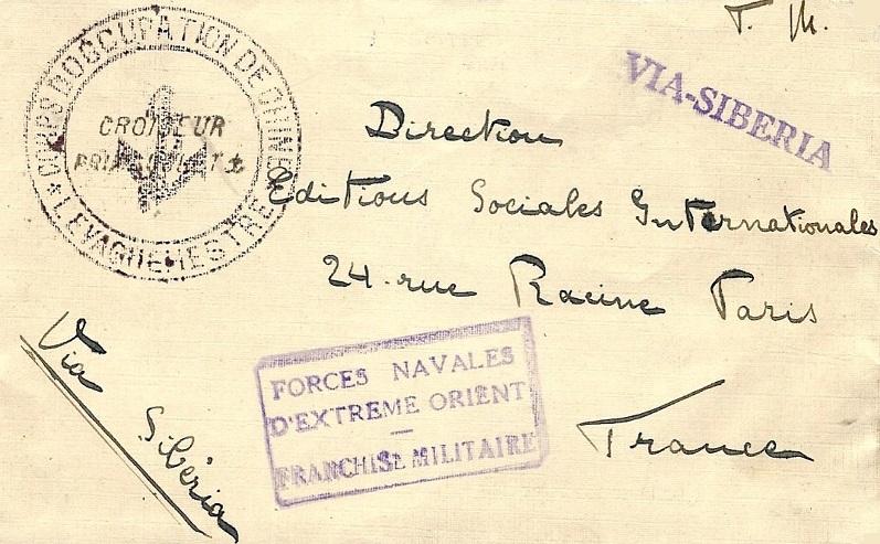 * PRIMAUGUET (1923/1942) * Croise22