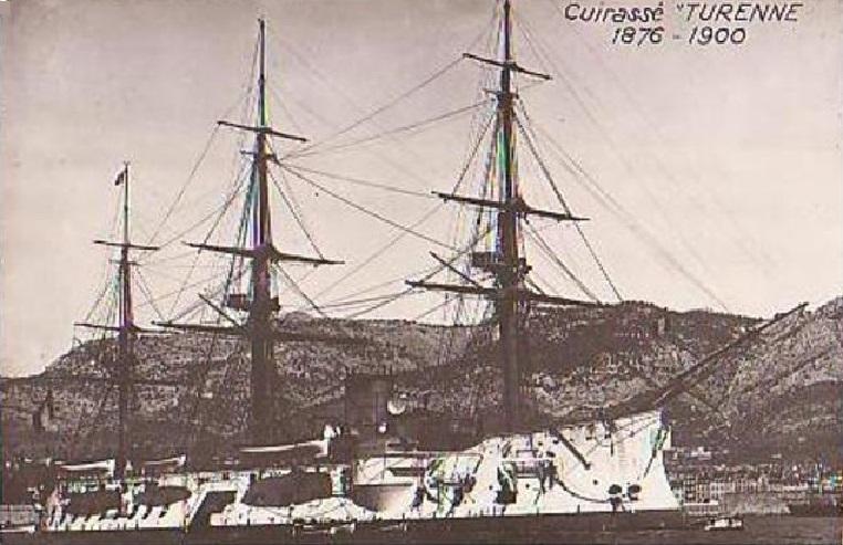 * TURENNE (1882/1900) * Cuiras10