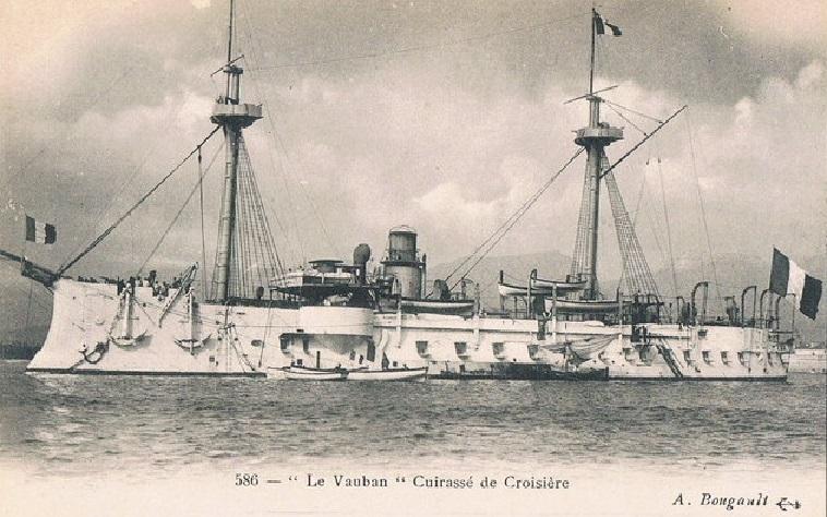 * VAUBAN (1886/1914) * Cuiras11