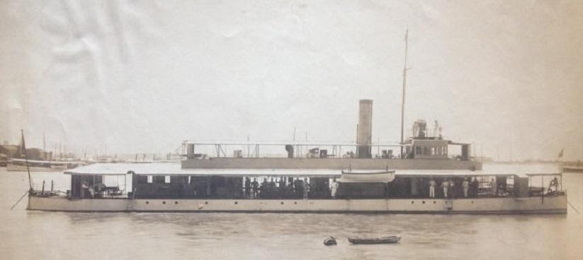 * ARGUS (1900/1919) * Dordet10