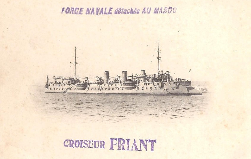 * FRIANT (1895/1920) * Friant10