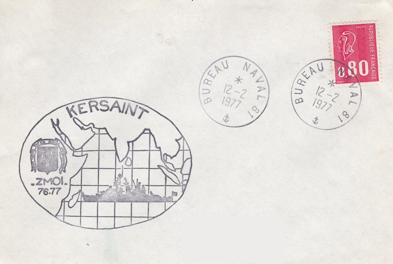 * KERSAINT (1956/1984) * Fzovri11