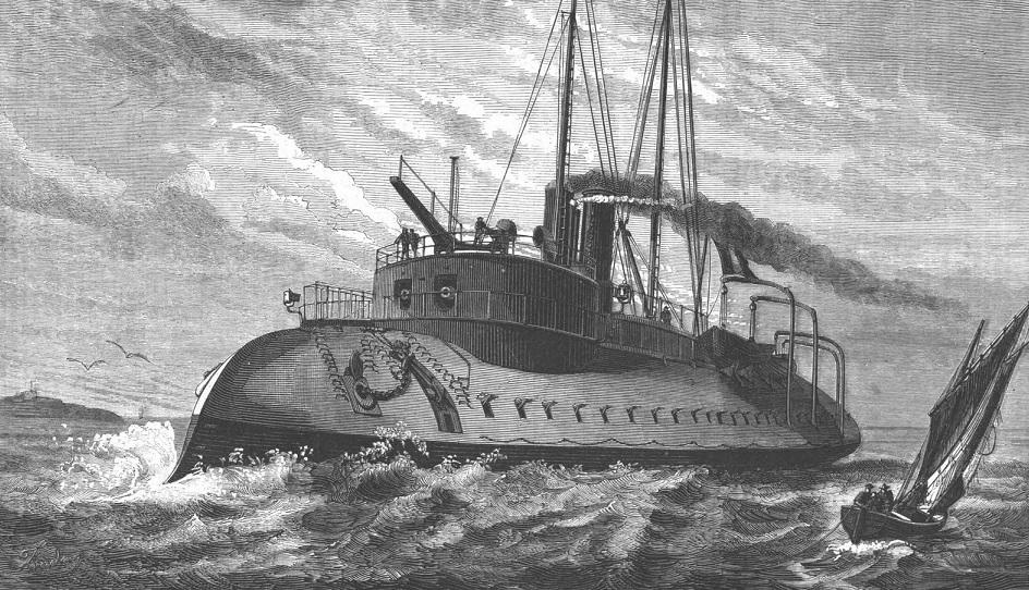 * TIGRE (1874/1892) * Garde-12
