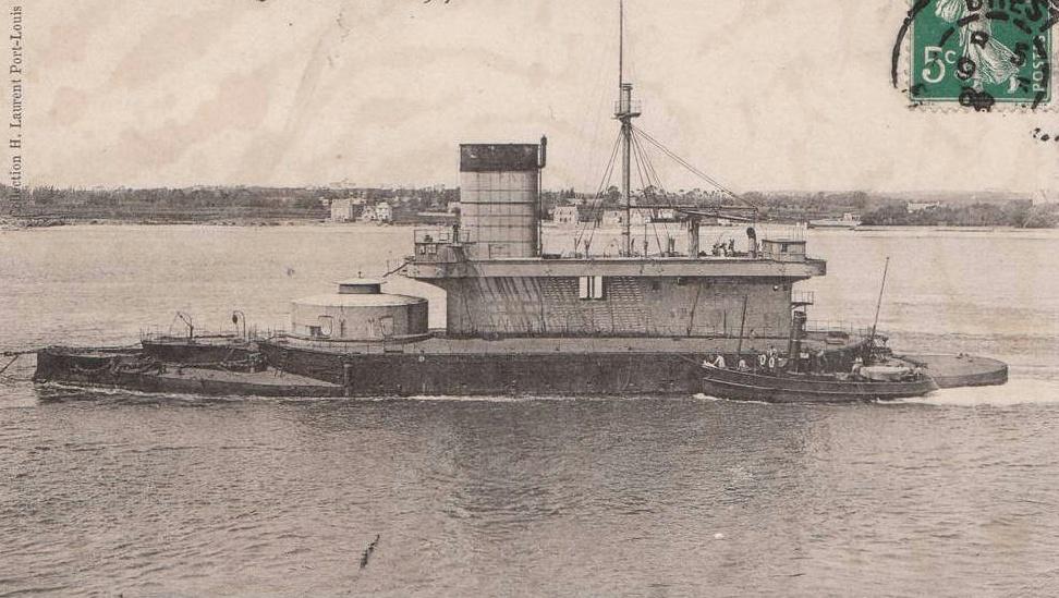 * TONNERRE (1878/1905) * Garde-14