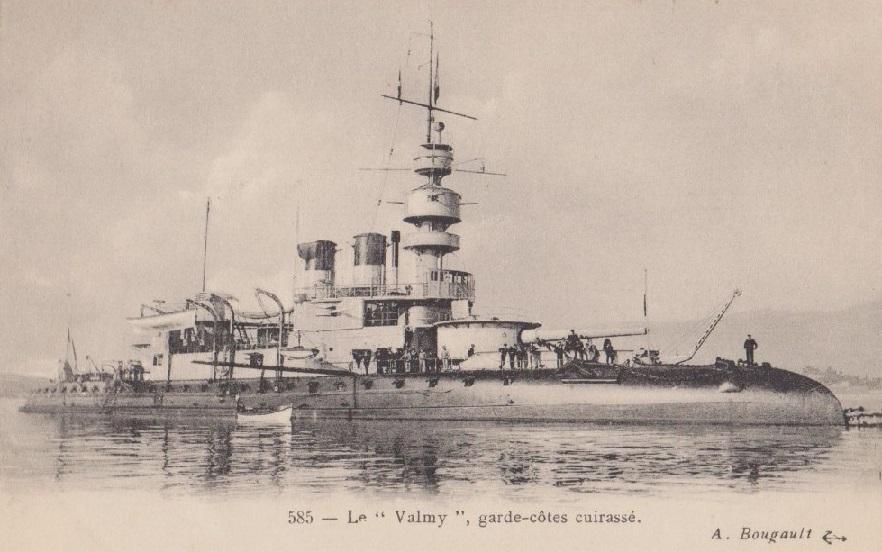 * VALMY (1895/1910) * Garde-15