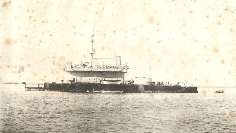 * VENGEUR (1882/1905) * Garde-16