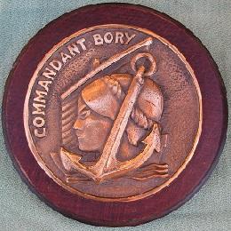 * COMMANDANT BORY (1964/1996) * Image10