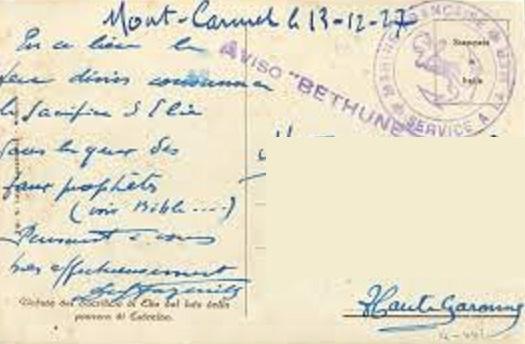 * BÉTHUNE (1921/1932) * Images14
