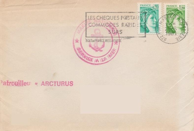 * ARCTURUS (1954/1981) * Img01710