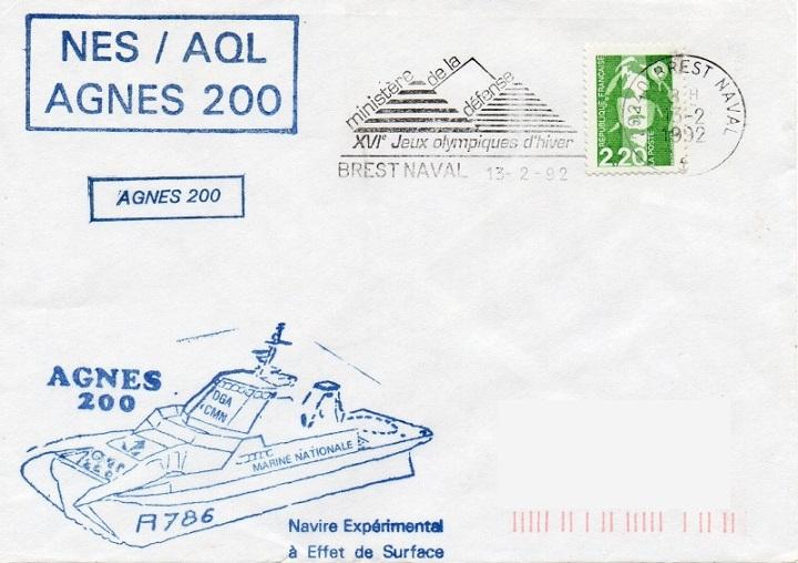 * AGNÈS 200 (1990/1992) * Img03910