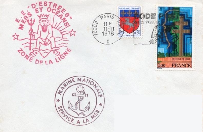 * D'ESTRÉES (1957/1985) * Img30511