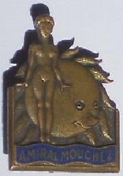 amiral - * AMIRAL MOUCHEZ (1937/1965) * Insign13