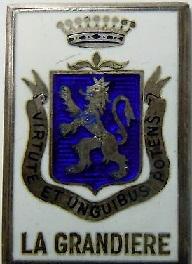 * LA GRANDIÈRE (1940/1959) * Insign28