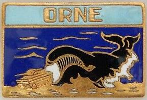 * ORNE (1947/1962) * Insign45