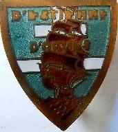 * COMMANDANT D'ESTIENNE D'ORVES (1942/1947) * Insign61