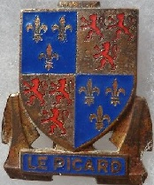* LE PICARD (1956/1979) * Insign75