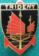 * TRIDENT (1951/1956) * Insign92