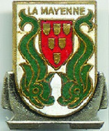 * LA MAYENNE (1950/1964) * Insign94