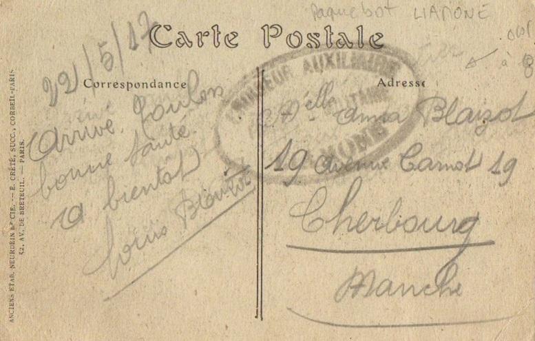 * LIAMONE (1914/1918) * Liamon10