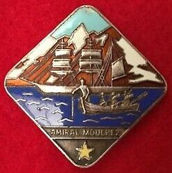 * AMIRAL MOUCHEZ (1937/1965) * Marine10