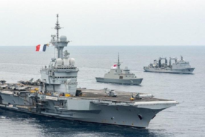 Liste 2019 des navires de la Royale de plus de 100 tonnes. Missio10