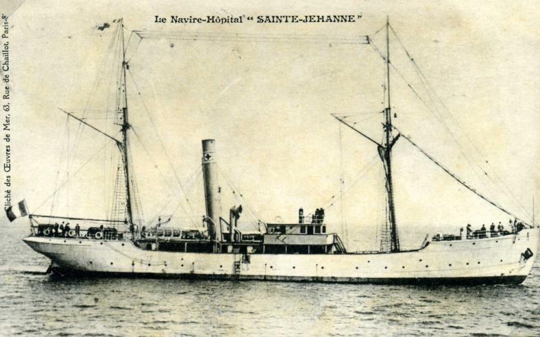 * SAINTE JEHANNE (1915/....) * Navire10