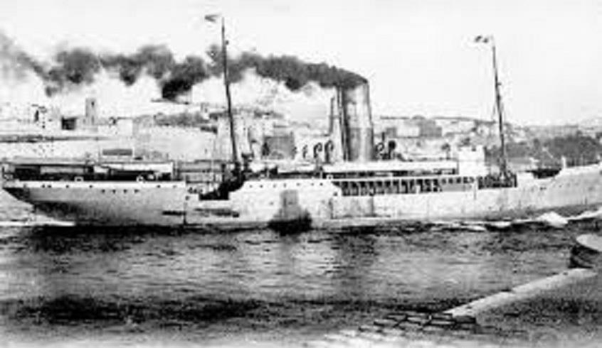 * SAVOIE II (1915/1916) * Navire14