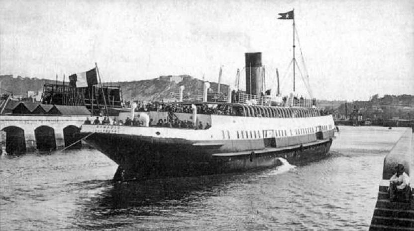 * NOMADIC (1917/1919) * Nomadi10
