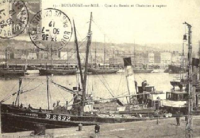 * ALCYON II (1915/1919) * Numeri12