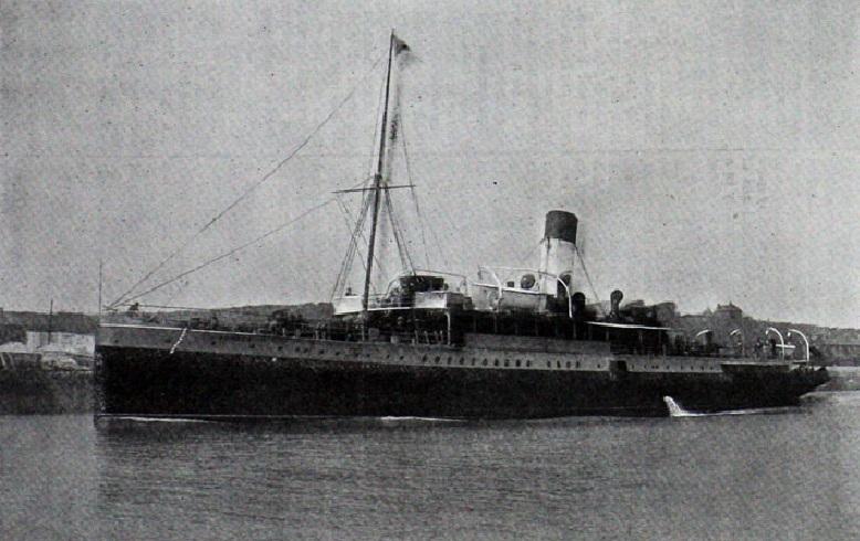 * SUSSEX (1914/1919) * Paqueb10