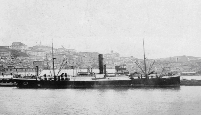 * SZEGED (1917/1920) * Pascol10