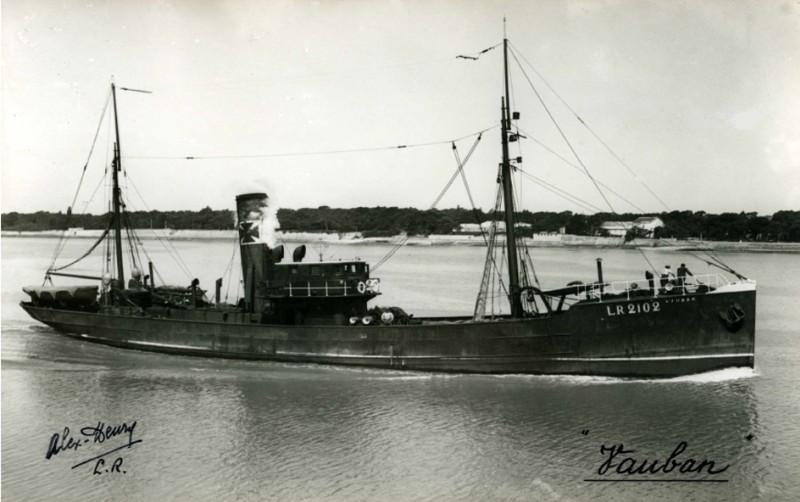 * VAUBAN (1914/1919) * Patrou27