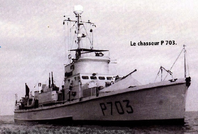 * CHASSEUR CH 095 (1944/1963) * Photo-10