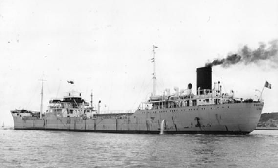 * SAINTONGE (1940/1945) * Pzotro10