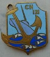 * CHASSEUR CH 121 (1944/1966) * Rare-i12