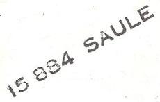 * SAULE (1962/2000) * Remorq15