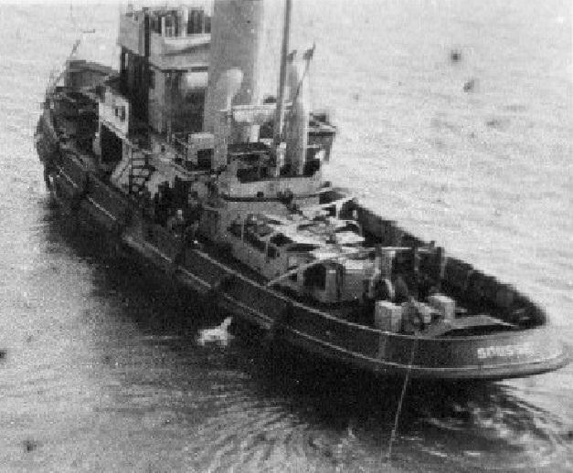 * SOUSSE (1930/1942) * Remorq18