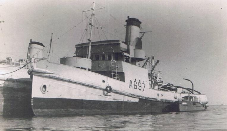 * TETU (1947/1965) * Remorq20